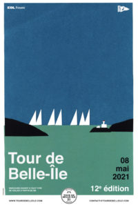 racing tour de belle ile