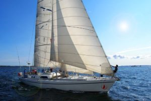 Sortie en mer sur Groix et Belle Ile en Mer
