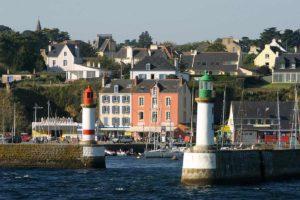 stage voile découverte en Bretagne Sud