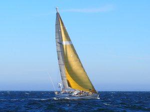Traversée de l'Atlantique en voilier