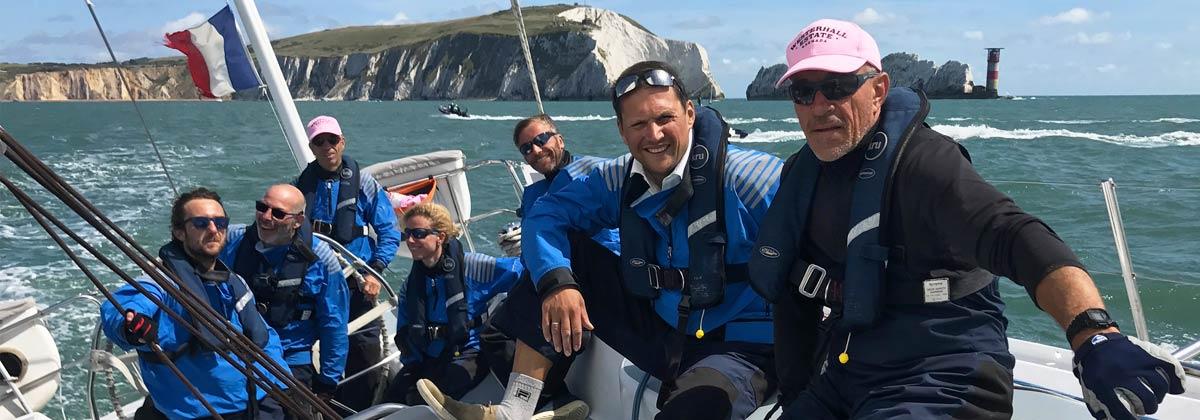 Sailing programm 2018