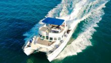 location catamaran moteur lorient