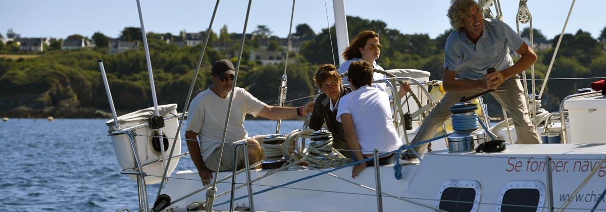 Club Challenge Ocean - Fédération Française de Voile