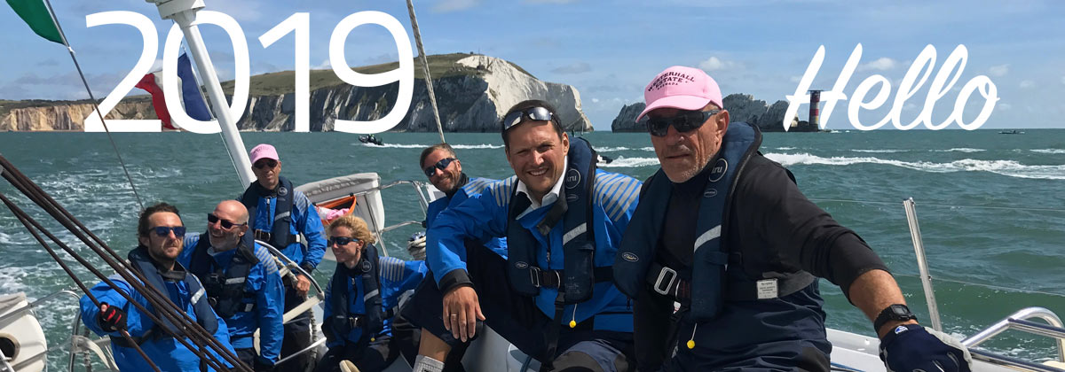 Sailing programm 2019