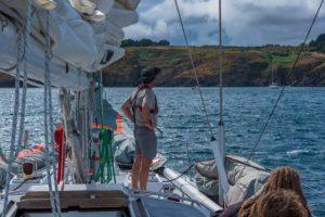 à la découverte des îles du Ponant