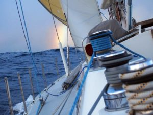 atlantic crossing west Indies to brittany